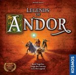 Legends of Andor (2015 English Second Edition)
