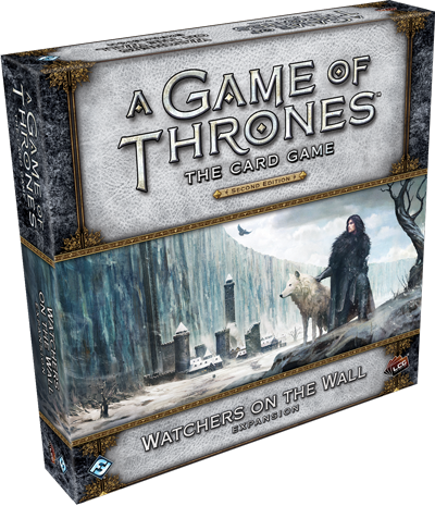 A Game of Thrones: The Card Game 2nd Ed – Watchers on the Wall