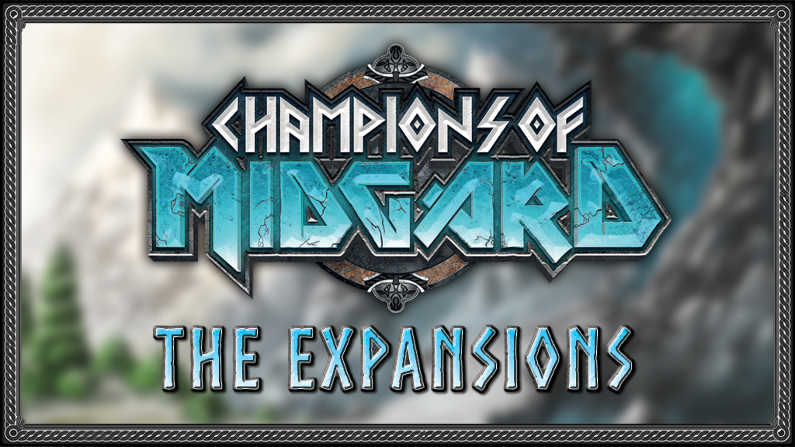 Champions of Midgard: The Expansions (2017 Kickstarter Edition)