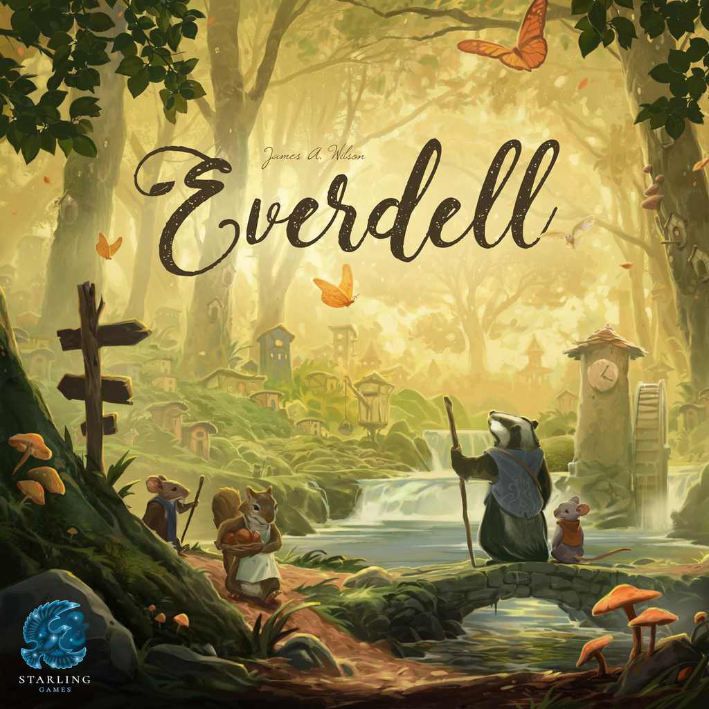 Everdell (2018 Standard Edition)