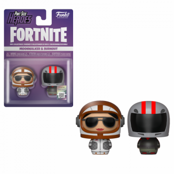 Funko Pint Sized Heroes Fortnite - Moonwalker & Burnout