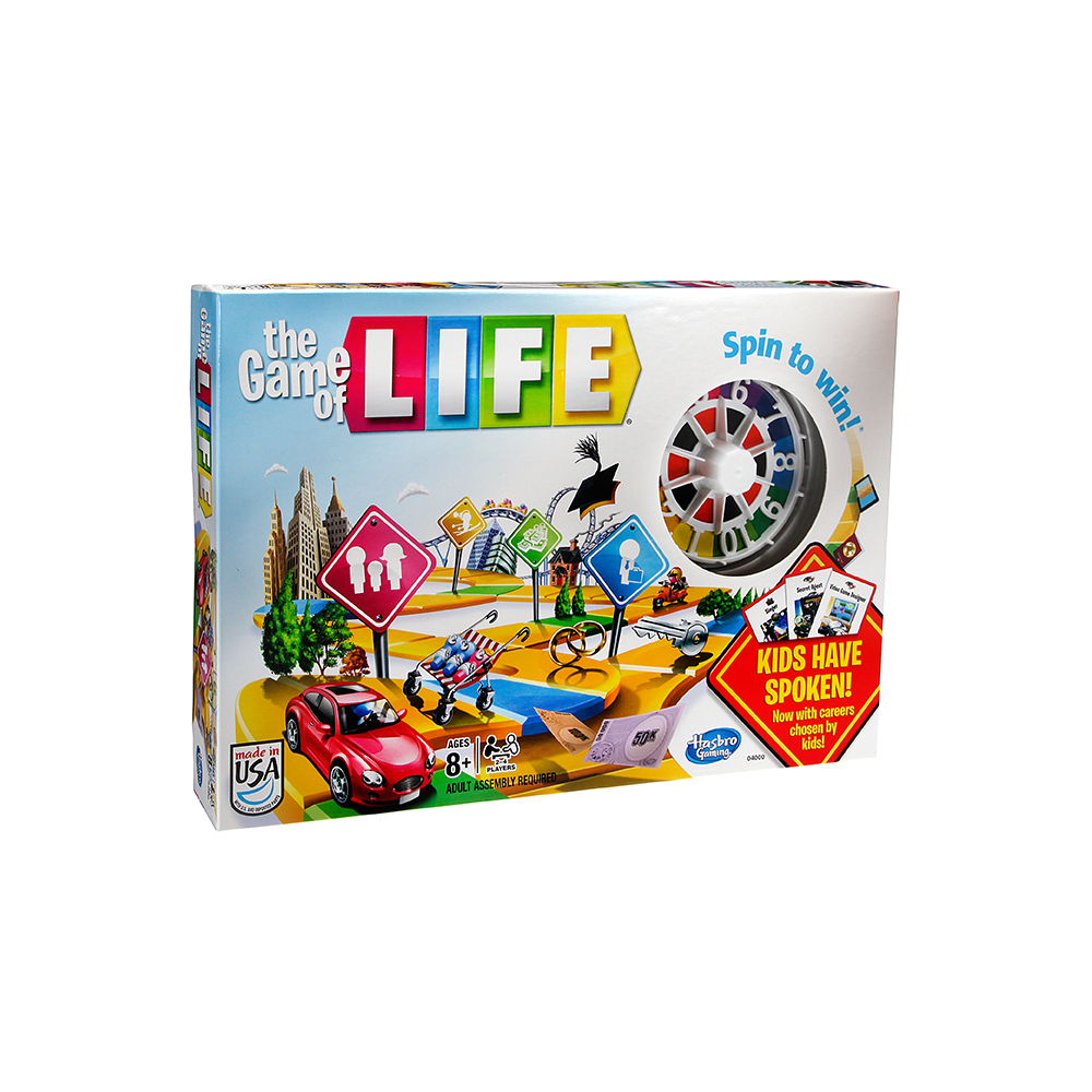The Game of Life (2014 English Edition)