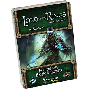 The Lord of the Rings: The Card Game – Fog on the Barrow-downs