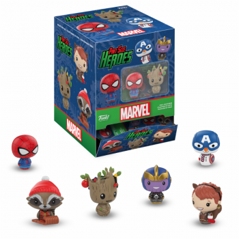 Pint Sized Heroes - Marvel Holiday (24 Blindbags)