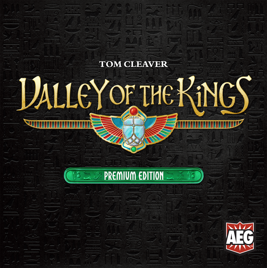 Valley of the Kings: Premium Edition (Kickstarter)